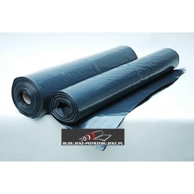 Folia ochronna czarna typ 200C 4mx25m